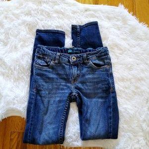 Girl's Levi's Skinny Jeans Size 7 Slim